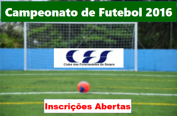Futebol 2016