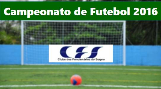 tabela Futebol 2016